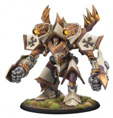 Judicator/Revelator  Protectorate of Menoth Colossal Kit (plastic)